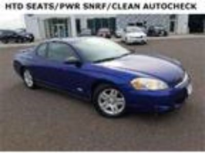 used 2006 Chevrolet Monte Carlo for sale.