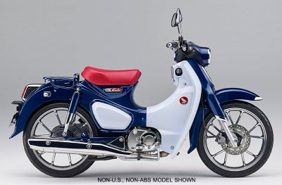 2019 Honda Super Cub C125 ABS Cruiser Columbia, SC