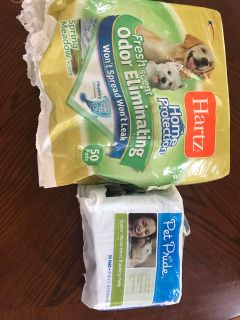 Dog training pads