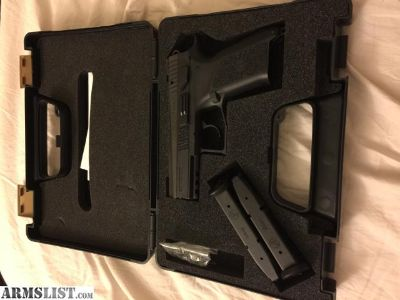 For Sale/Trade: CZ p07 9mm Duty
