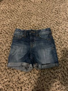 12 month jean shorts.