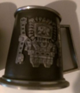 Bolivian Pewter Cups