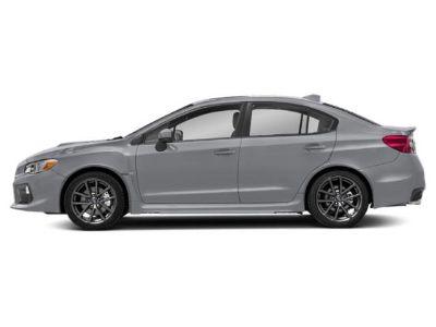 2019 Subaru WRX Limited (Ice Silver Metallic)