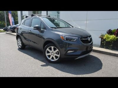 2018 Buick Encore Leather (gray)