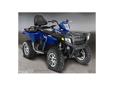 2008 Polaris Sportsman 500 EFI TouringSportsman 500 EFI Touring Utility ATVs Eagle Bend, MN
