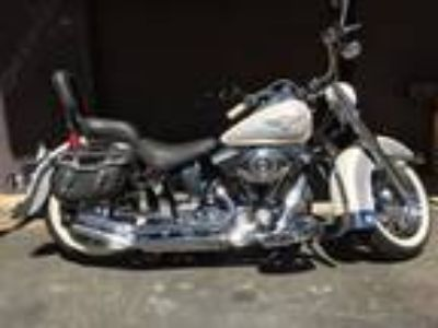 1994 Harley Davidson FLSTN Heritage Softail Nostalgia