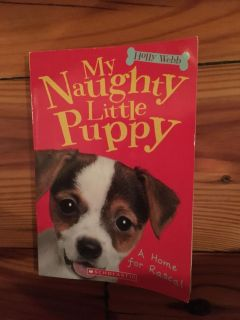 My Naughty Little Puppy - A Home for Rascal paperback