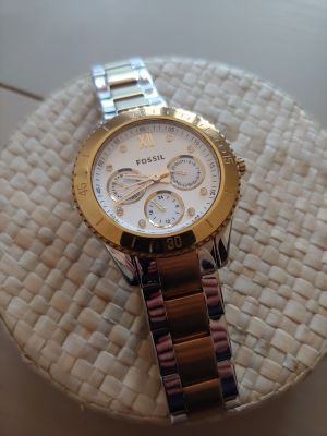 Fossil Women's Watch - Steel and Gold