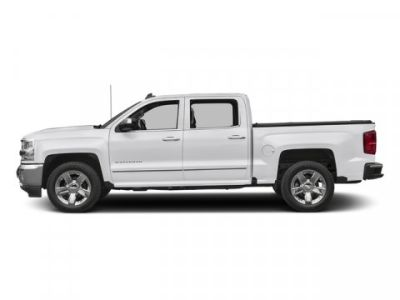 2018 Chevrolet Silverado 1500 LTZ (Summit White)