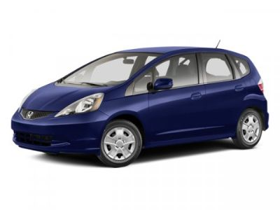 2013 Honda Fit Base (Gray)