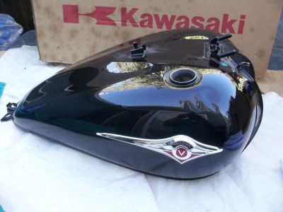 Purchase 2006 KAWASAKI VN 900 FUEL TANK VN900 GAS TANK VULCAN FUEL TANK51001-0336-H8EBONY motorcycle in Broomfield, Colorado, US, for US $274.99