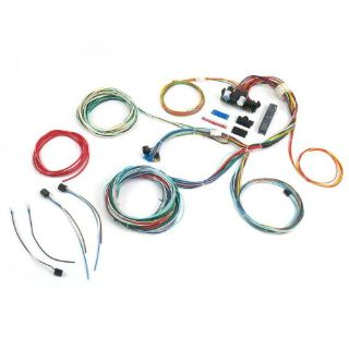 Sell Ultra Basic 11-Fuse Panel Wire System bbc street rod 428 automotive gasser early motorcycle in Portland, Oregon, United States, for US $210.00