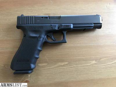 For Sale: Glock 35 Gen 4