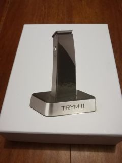 TRYM II cordless rechargeable trimmer kit