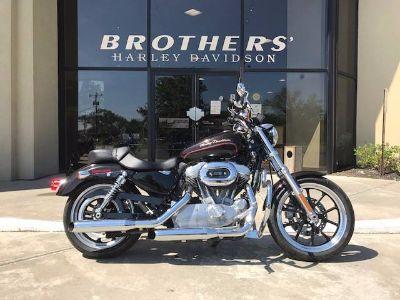 2011 Harley-Davidson Sportster 883 SuperLow Sport Motorcycles Branford, CT