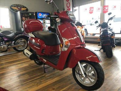 2018 Kymco Like 200i 250 - 500cc Scooters Highland, IN