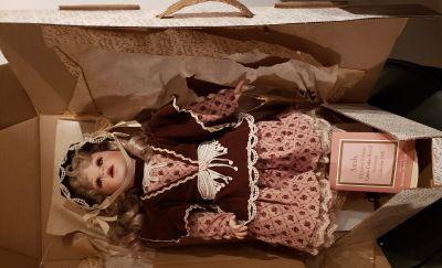 Sarah Coca Cola doll