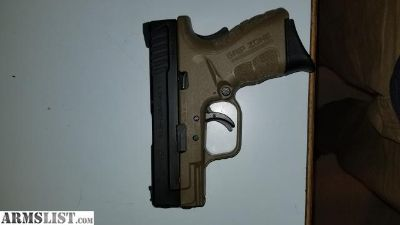 For Sale: Springfield XD.40