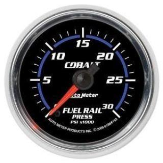 Sell Autometer 2in. RAIL PRESS; 0-30K PSI FSE;COBALT; CUMMINS 5.9L motorcycle in Acworth, Georgia, US, for US $182.72