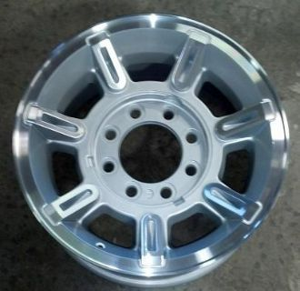 "Purchase 2003 HUMMER H2 17x8.5"" WHEEL RIM - (6300) motorcycle in Bath, Pennsylvania, US, for US $140.00"
