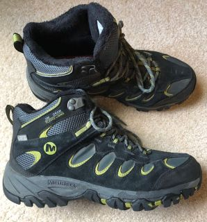 Men s Merrell Hiking Boots 8.5