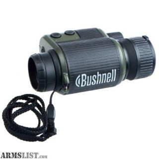 For Sale: Bushnell 2X24mm Nightwatch Gen 1 Night Vision Monocular 260224 NIB
