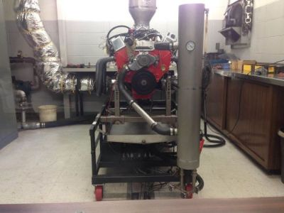 Purchase SMALL BLOCK 400 CHEVY HIGH PERFORMANCE ENGINE REBUILT DYNO TESTED 504TQ 434HP motorcycle in Minneapolis, Minnesota, United States, for US $5,500.00