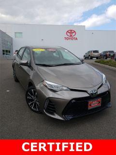2017 Toyota Corolla L (Gray)