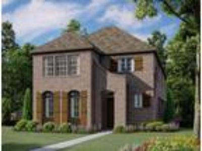 The Jamison by Ashton Woods: Plan to be Built