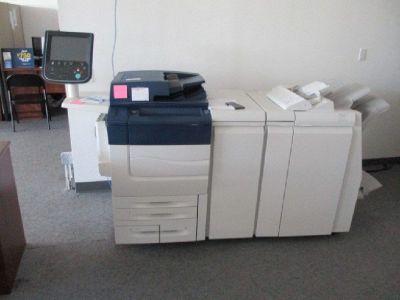 Xerox Color C70 Printer RTR#7122569-01