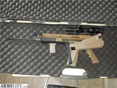 For Sale: FN Herstal 16s Scar 5.56 NIB