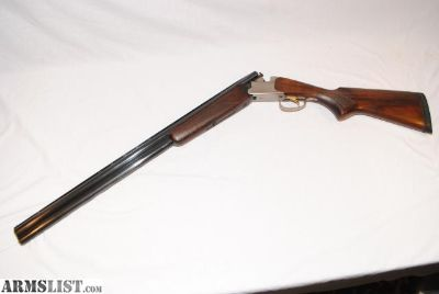 For Sale: 12 Gauge Russian Baikal shotgun Over and Under like new very low round count