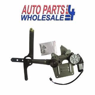 Sell New Window Regulator&Motor Front Left Fit Blazer Jimmy Envoy Bravada WWRB741-844 motorcycle in Miami, Florida, United States, for US $50.99