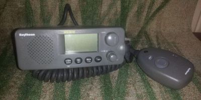 Purchase Raytheon Ray53 DSC VHF Marine Radio motorcycle in Deltona, Florida, United States, for US $78.95