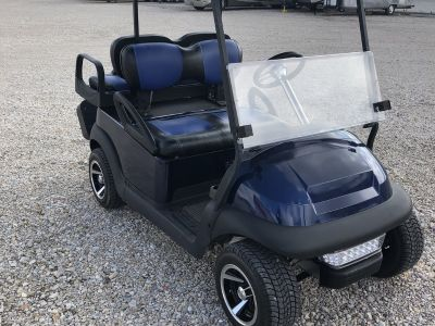 Club Car custom cart