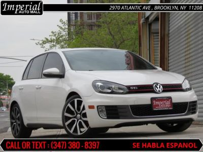 2014 Volkswagen GTI Drivers Edition PZEV (Candy White)