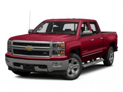2015 Chevrolet Silverado 1500 High Country (White)