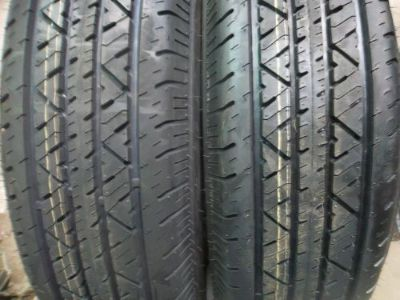 Purchase FOUR ST205/75R15, ST 205/75R15 Radial Boat, Camper, Trailer Tires Load Range C motorcycle in Dyersburg, Tennessee, United States