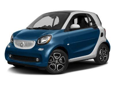 2016 smart Fortwo Prime (Blue)