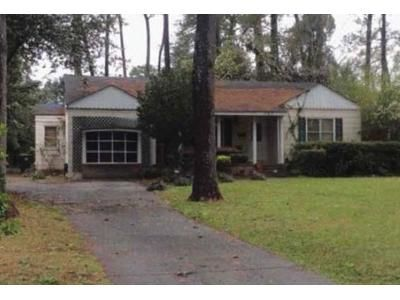 3 Bed 2 Bath Foreclosure Property in Macon, GA 31204 - Cypress Dr