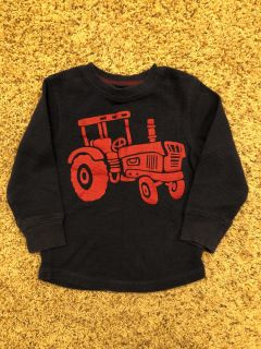 2T Tractor long sleeve