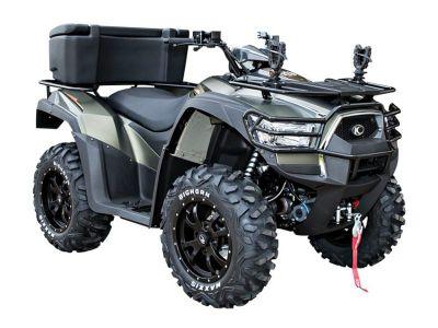 2018 Kymco MXU 700i LE Hunter Sport-Utility ATVs Sandpoint, ID