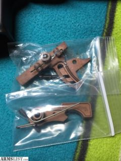 For Sale: ZEV SINGLE STAGE ADJUSTABLE AR 15 TRIGGER