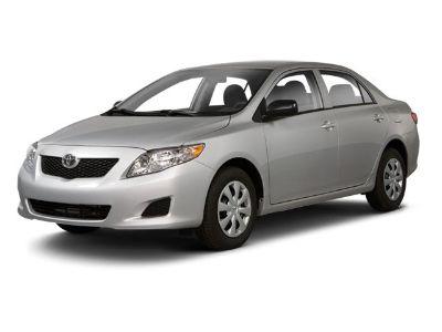 2010 Toyota Corolla Base (Not Given)