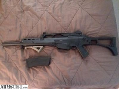 For Sale: Ruger 10/22 with archangel kit