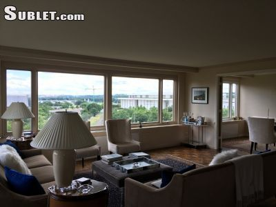 Two Bedroom In Foggy Bottom