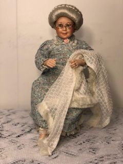 Collectible Doll