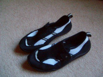 boat or (lake shoes)