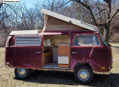 Updated: 1971 Westfalia Baywindow Camper Bus