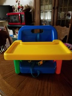 Safety 1st Booster Seat/ Tray